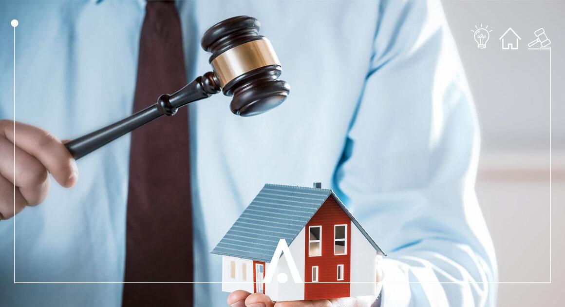 I protagonisti di un procedimento immobiliare